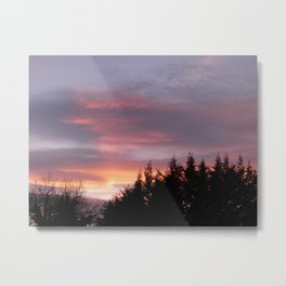 Photo, Clare Glens, Ireland Metal Print