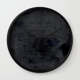 Black & White Abstract Series ~ 9 Wall Clock