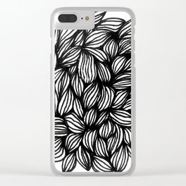 Field Clear iPhone Case