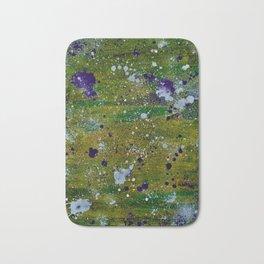 Color Splat Bath Mat