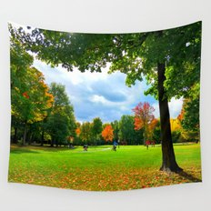 Greenfields Wall Tapestry