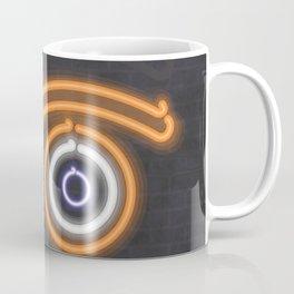 neon glance Coffee Mug