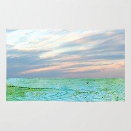 seascape 004: woodlands Rug