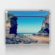 Avenue To Happiness  Laptop & iPad Skin