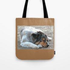 Zzzzz Tote Bag
