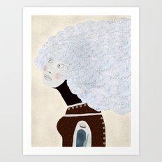 Giulia Art Print