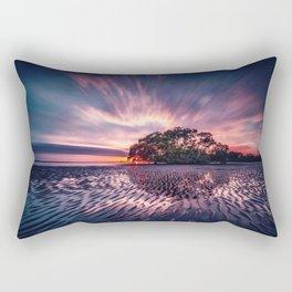 Secret Paradise Rectangular Pillow