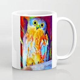 Barking Owl Coffee Mug
