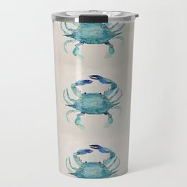 Atlantic Blue Crab Travel Mug