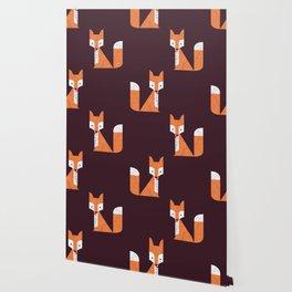 Le Sly Fox Wallpaper