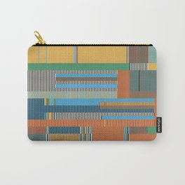 Scandinavian Moon (Nature Trail Colours) Carry-All Pouch