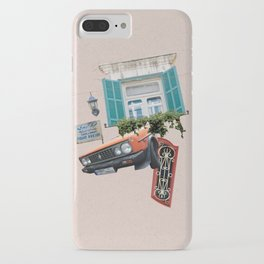 Psychedelic Gemmayzeh - Beirut  iPhone Case