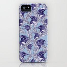 Magpie Squad iPhone Case