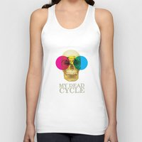 cycle Tank Tops featuring CYCLE by Nazario Graziano