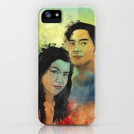 Gidget and Nino iPhone Case