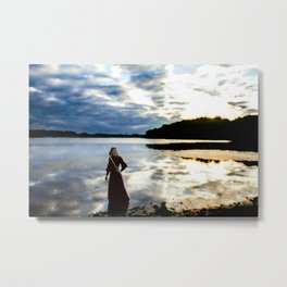 Survey Metal Print