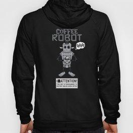 Coffee Robot Hoody
