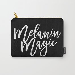 Melanin Magic Carry-All Pouch