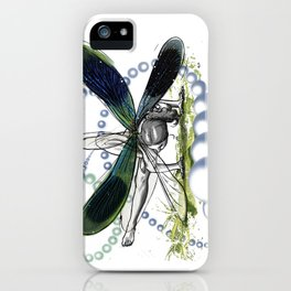 Takeoff imminent... iPhone Case
