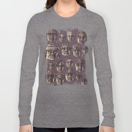The Olmecs Long Sleeve T-shirt