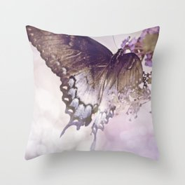 Spicebush Throw Pillow