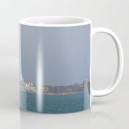 Ocracoke Island from the ferry Coffee Mug