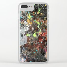 Surface of the Stars Clear iPhone Case