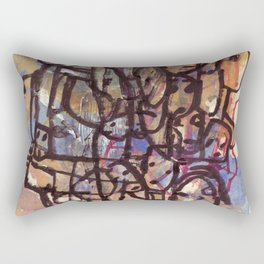 we are all one (wingsglorff2) Rectangular Pillow
