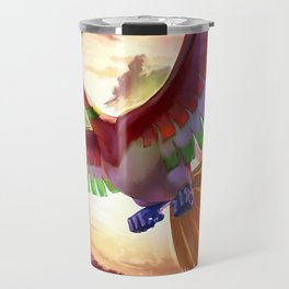 Ho-Oh i choose you! Travel Mug