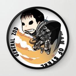 General Zod : MOS Wall Clock