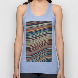 Calm Summer Sea Unisex Tank Top