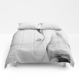 Naked Time Comforters