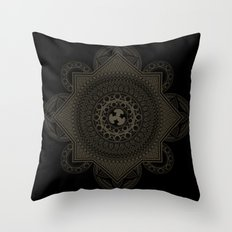 Mandala II Throw Pillow
