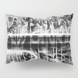 The Writing on the Wall Pillow Sham