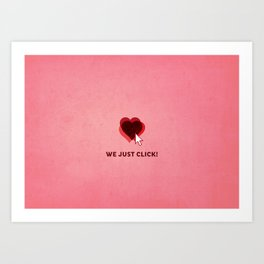 We just click Art Print