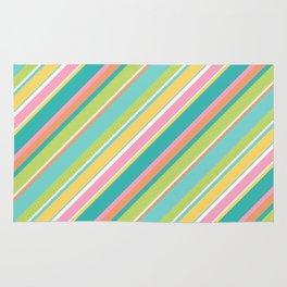 Pastel Stripes Rug