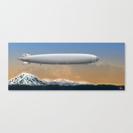 DW-033 Morning Flight Canvas Print