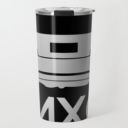 Citroen Saxo - silver - Travel Mug