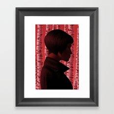 Byronic IV Framed Art Print