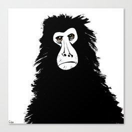 Happy Ape Canvas Print