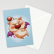 Moogle Fan Art Doodle Stationery Cards