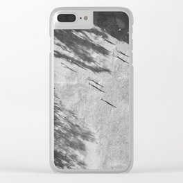 The Beautiful Game Clear iPhone Case
