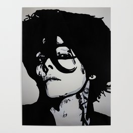 Gerard Way Poster