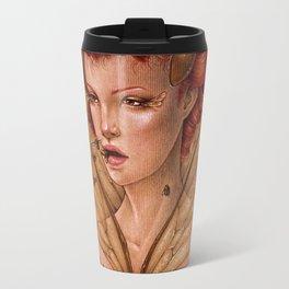 Lady Bee Travel Mug