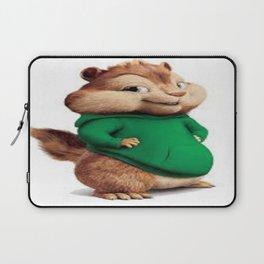 Theodore the cutes chipmunk Laptop Sleeve