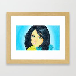 Gigo Framed Art Print