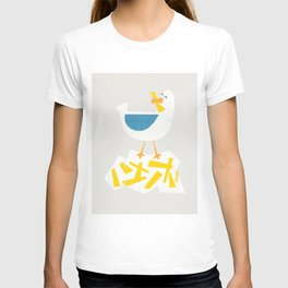 Hungry Seagull T-shirt