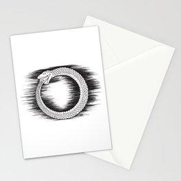 Ouroboros Revolutionary Symbol Stationery Cards