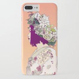 Geisha Under the Sun iPhone Case