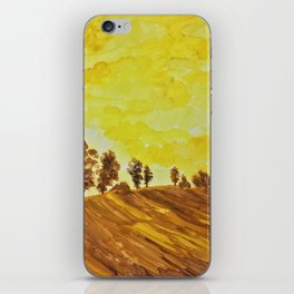 Warmest of Autumns iPhone Skin